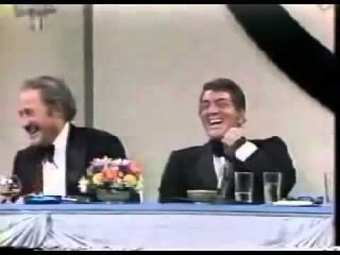 FOSTER BROOKS ROASTS DON RICKLES ON THE DEAN MARTIN CELEBRITY ROASTS