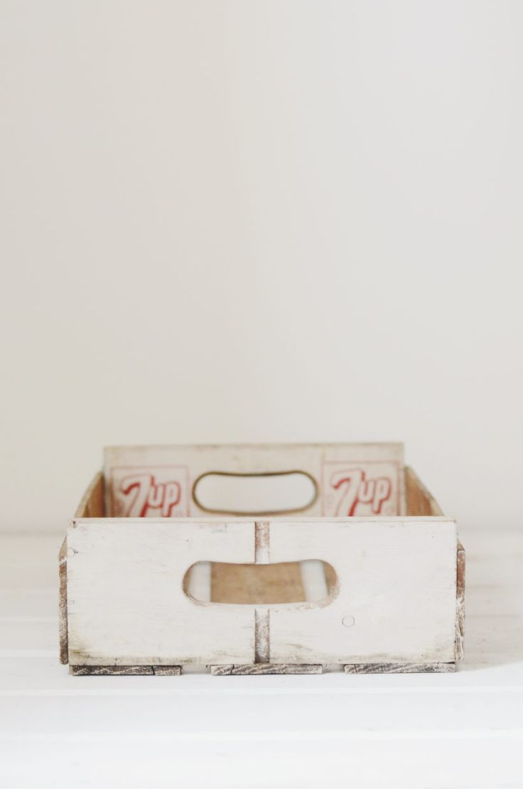 Lily and Bramwell | Event hire Adelaide, South Australia   7up drinks crate  Both functional and decorative, for a vintage/rustic themed event or wedding.