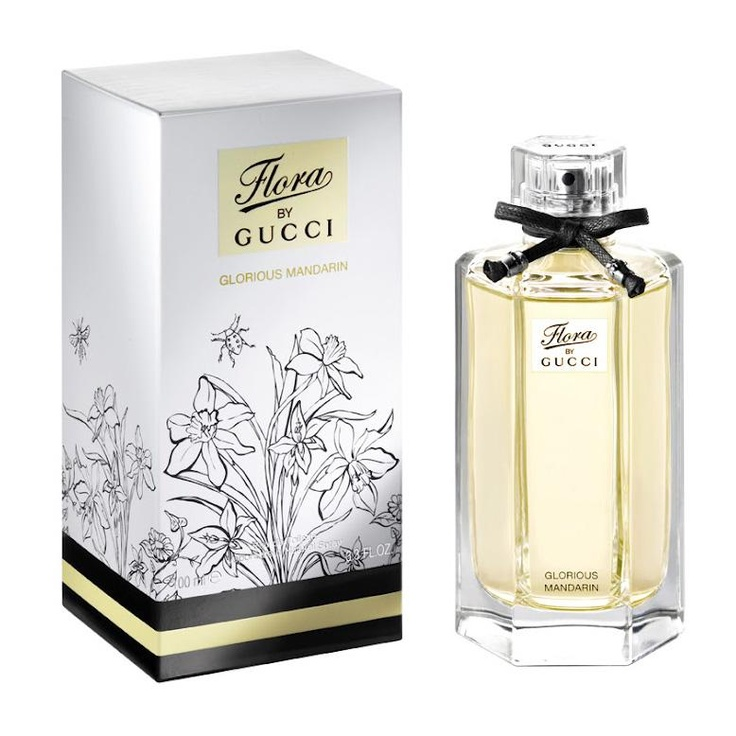 Gucci Flora Glorious Mandarin....LOVE!!