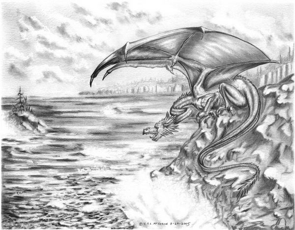 Master of Wind and Wave, Cool Wave Drawings for Inspiration, http://hative.com/wave-drawings/,