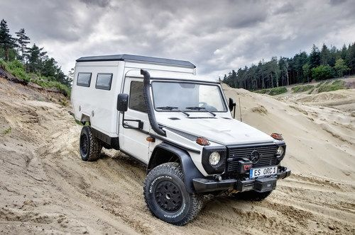orc off road exclusive mercedes g wagen overland 4x4. Black Bedroom Furniture Sets. Home Design Ideas