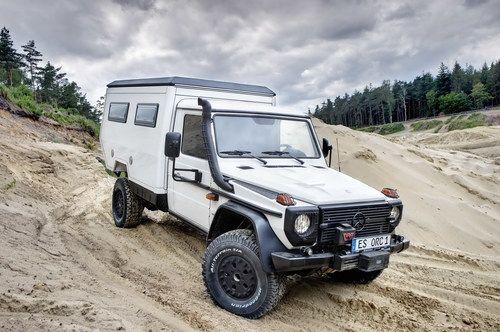 orc off road exclusive mercedes g wagen overland 4x4 camper mercedes pinterest 4x4. Black Bedroom Furniture Sets. Home Design Ideas