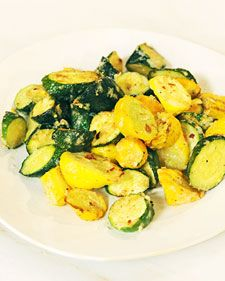 Roasted squash - this was a hit. I only used yellow squash, and it was very, very good.: Zucchini Recipe, Cheese Recipe, 6006 091510 Roasted Squash Jpg, Roasted Beets, Summer Squash, Parmesan Cheese, Squash Recipe, Martha Stewart, Squashes
