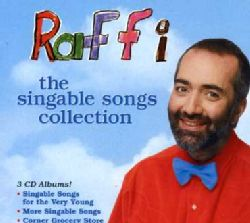 Contains all songs from Raffi's first two albums, SINGABLE SONGS FOR THE VERY YOUNG and MORE SINGABLE SONGS. This three-disc set reissued by Rounder Records in 1997 takes children's singer Raffi's fir