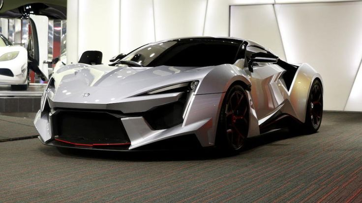 Arabian Supercar – Fenyr SuperSport +900hp real photos