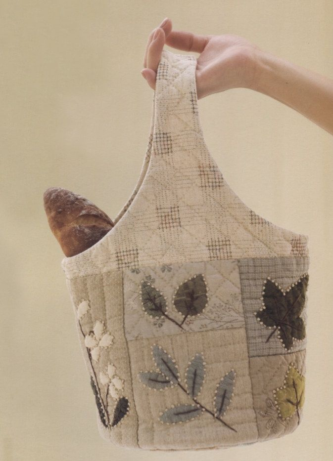 Quilted Knitting Bag Pattern Free : Best images about sewing ideas on pinterest hobo bags