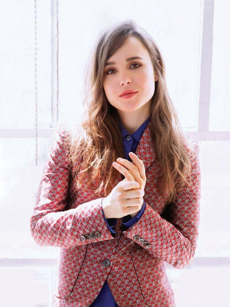Did I mention I like Ellen Page?