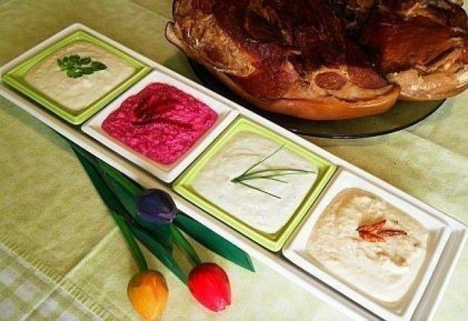 Húsvéti torma variációk recept képpel. Hozzávalók és az elkészítés részletes leírása. A húsvéti torma variációk elkészítési ideje: 20 perc