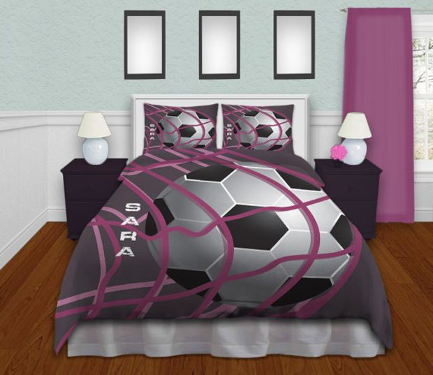 The 31 best images about bedroom ideas on Pinterest   Soccer ...