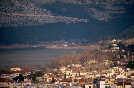 VISIT GREECE| Ioannina Lake, #Epirus Region photo©Moustafellou