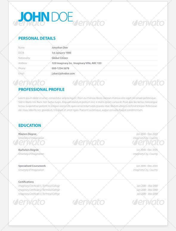 202 best Resume images on Pinterest Job interviews, Resume ideas - video resume examples