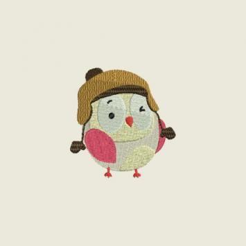 Winter owls 04 | Spookies Treasures