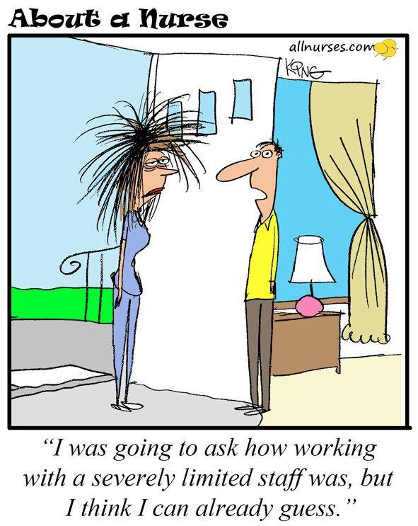 humor nurse nursing funny medical radiology fatigue compassion jokes shift night nurses busy humour memes staffing quotes staff happens phlebotomy