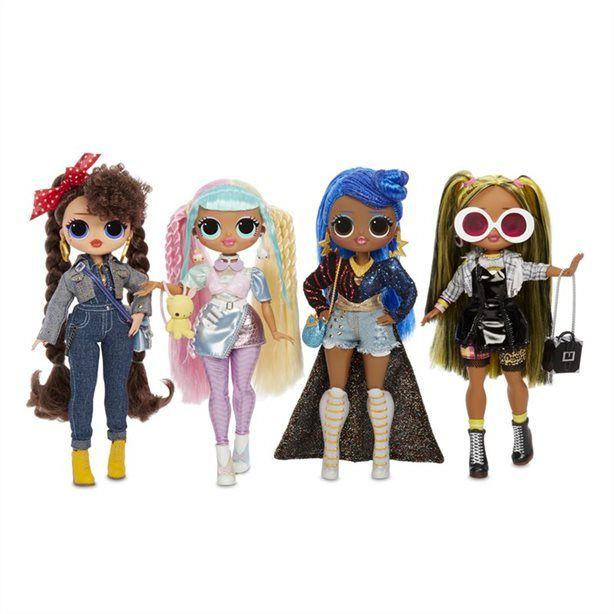 L O L Surprise O M G Busy B B Fashion Doll With 20 Surprises In 2020 Lol Dolls Dolls Fashion Dolls