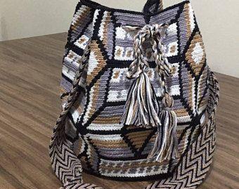 Crochet Bag Wayuu inspired