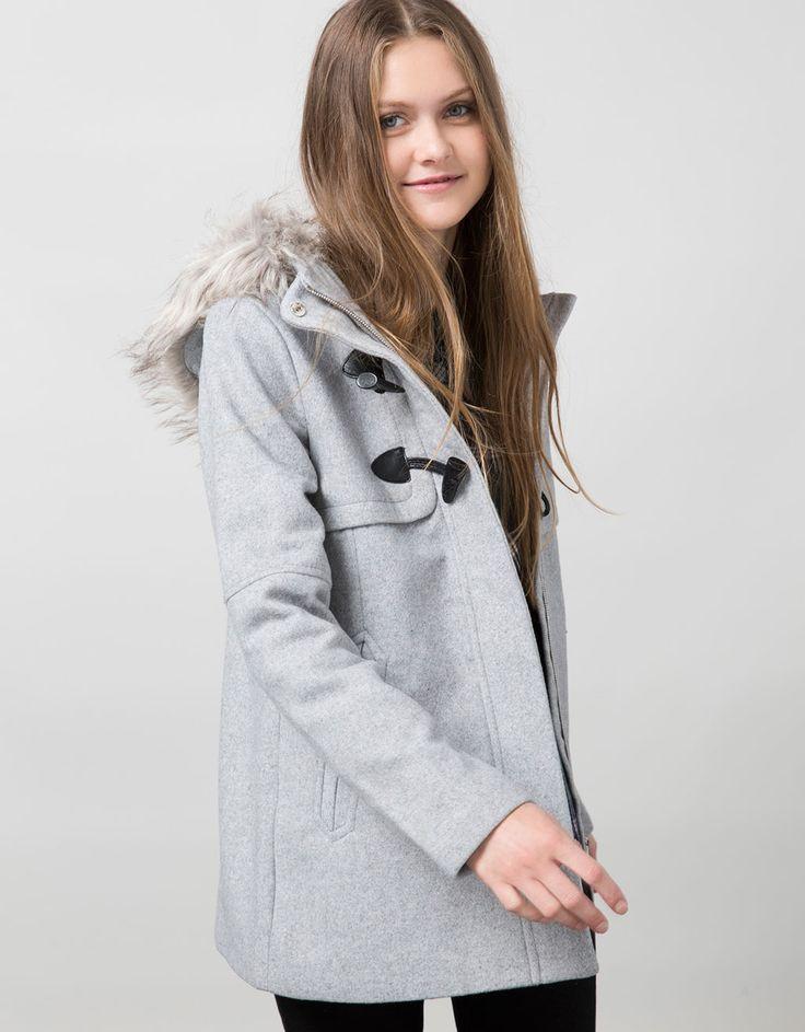 Populaire Les 25 meilleures idées de la catégorie Manteau femme duffle coat  SO12