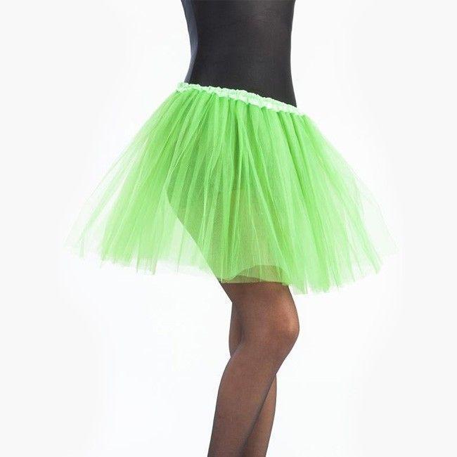 Jupe tutu Vert clair femme #deguisements #tutus #nouveatés