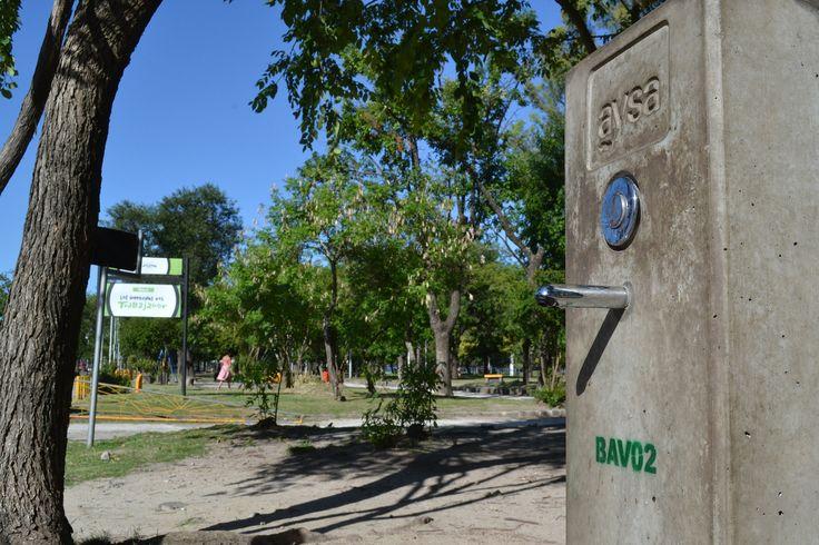 Parque de los Derechos del Trabajador, Avellaneda. Buenos Aires, Argentina.