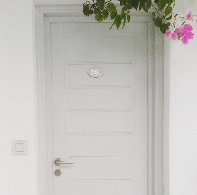 wooden door by VI.E.K.KO. S.A.
