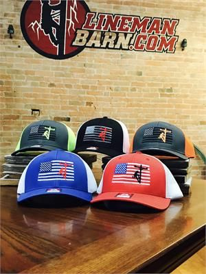 9ae941278819c Patriot Lineman Hat (Fitted)