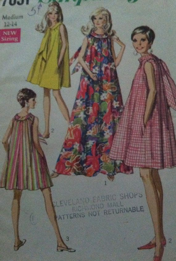Simplicity 7651 by SewCraftful on Etsy
