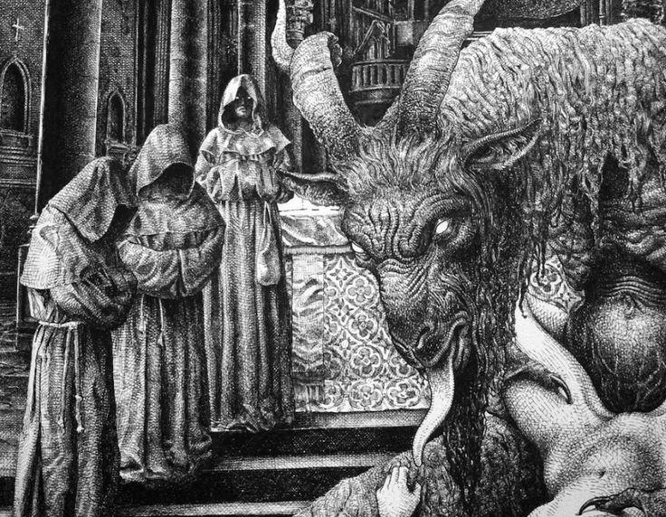 Enfermos sexuales, dementes y sádicos son algunos de los adjetivos que describen a quienes disfrutan del placer demoniaco.