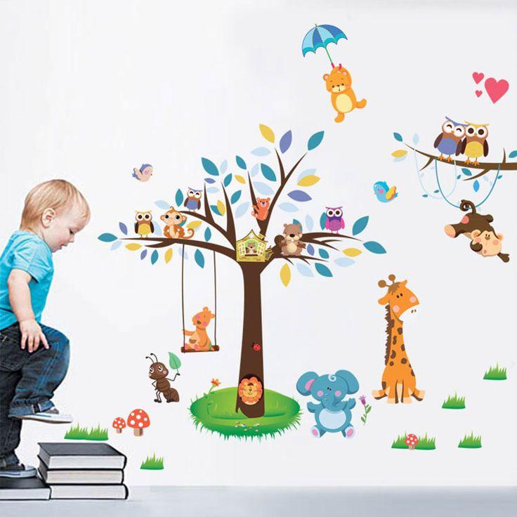 Kisállatok piknikje falmatrica  #elefánt #zebra #maci #zsiráf #majom #gyerekszobafalmatrica #falmatrica #gyerekszobadekoráció #gyerekszoba #matrica #faldekoráció #dekoráció