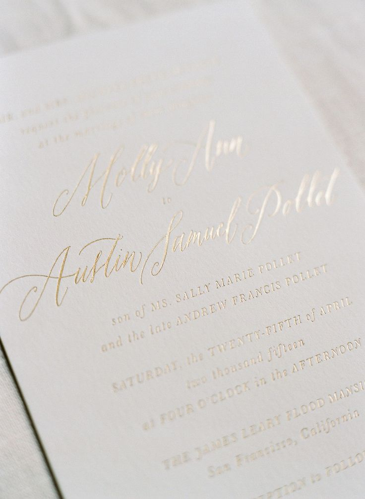 An Impossibly Chic San Francisco Wedding 1007