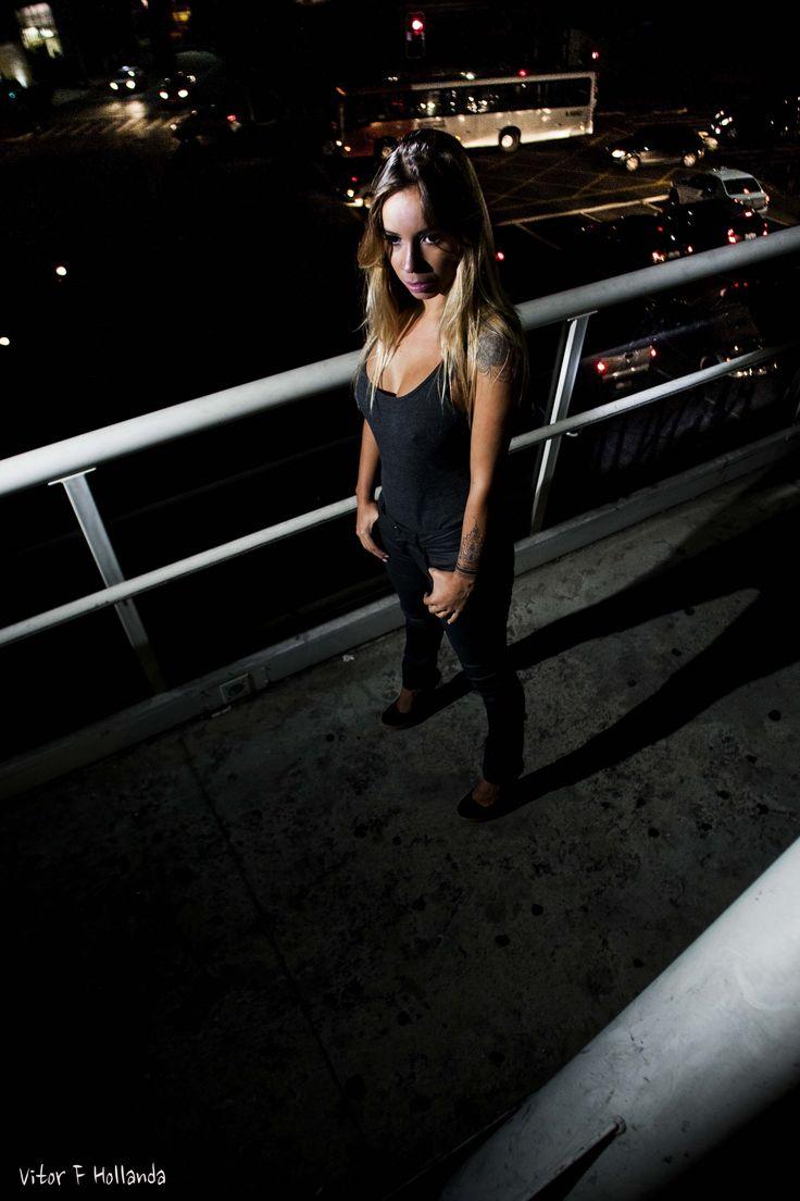 We did this photo shoot over the avenue Juscelino Kubitschek in Sao Paulo Brazil
