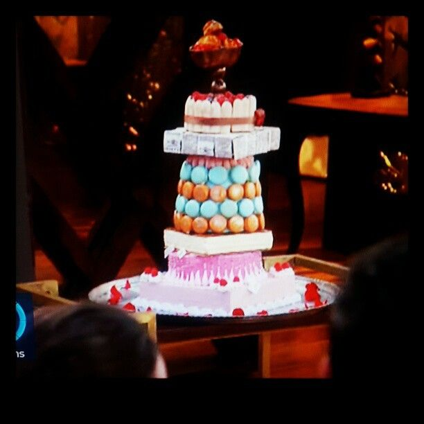 Adriano Zumbo Wedding Cake