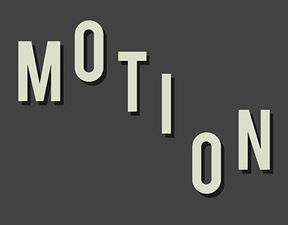 "Check out new work on my @Behance portfolio: ""Motıon Projects"" http://be.net/gallery/50532983/Moton-Projects"
