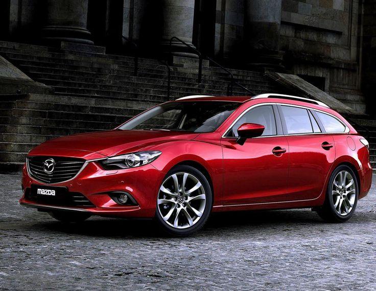 Mazda 6 Wagon concept - http://autotras.com