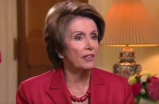 Broomhilda Pelosi: Death of 40-hour work week means freedom to 'follow your passion' - is she really that blind?