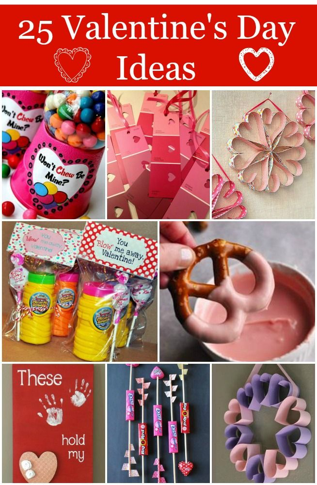 25 Great Valentine's Day Craft Ideas | Bloggers' Best ...