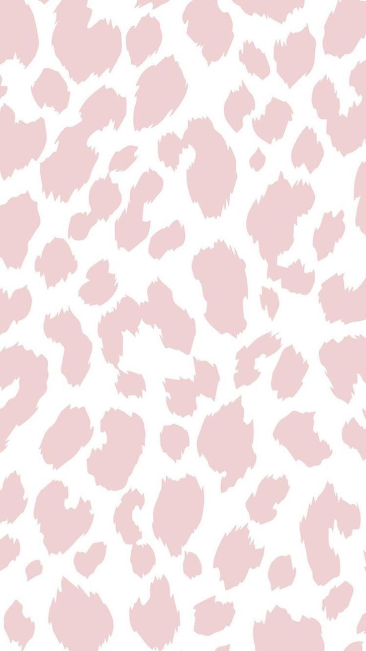 Pink Leopard Animal Print Wallpaper Iphone Background Wallpaper