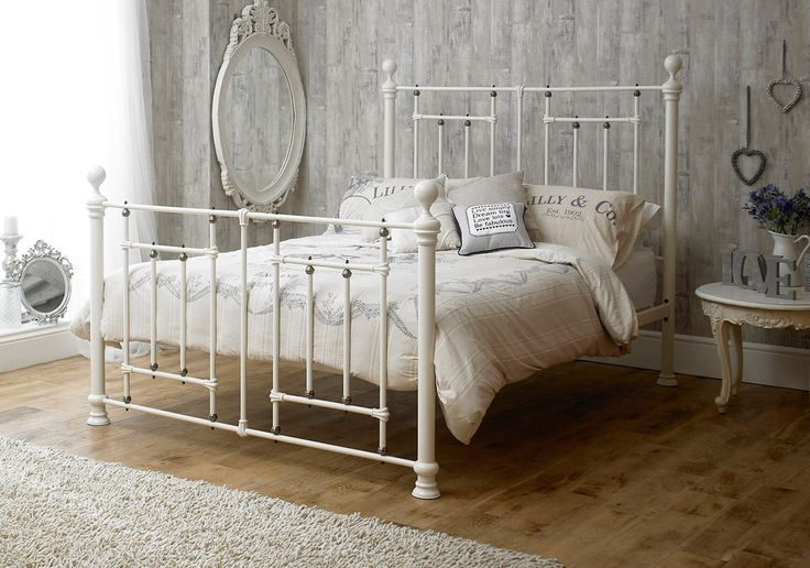 Sar Beds Fullerton 5FT Kingsize Metal Bedstead