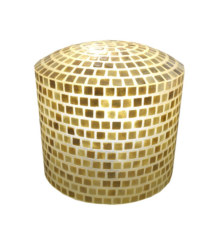 Lokan Outdoor Stool Lamp - Fibreglass. Light up your outdoors with lamps that you can actually sit on. Mix and match a few designs to liven up your gardens.