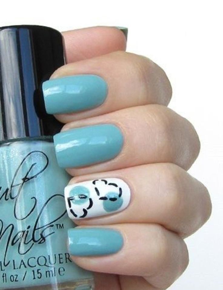 89 Most Fabulous Valentines Day Nail Art Designs