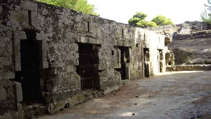 The Venetian Fortress | Zakynthos Island