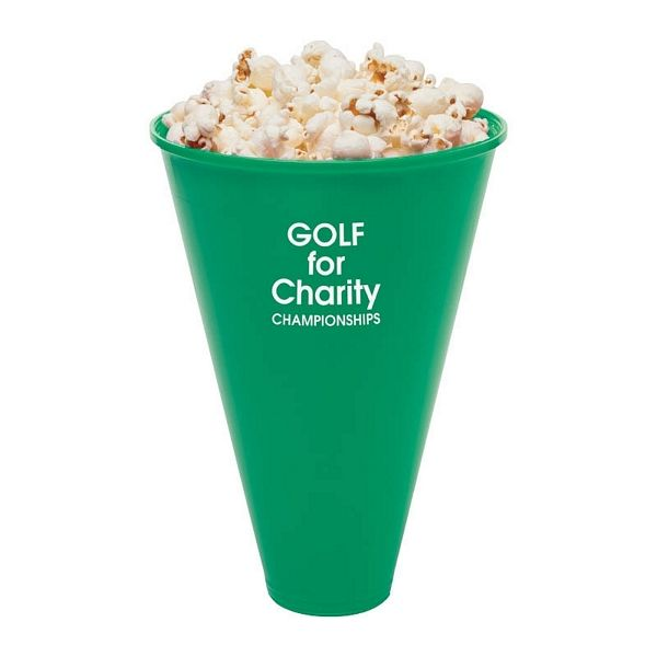 Promotional Valumark VG2102 Megaphone / Popcorn Holder | Customized