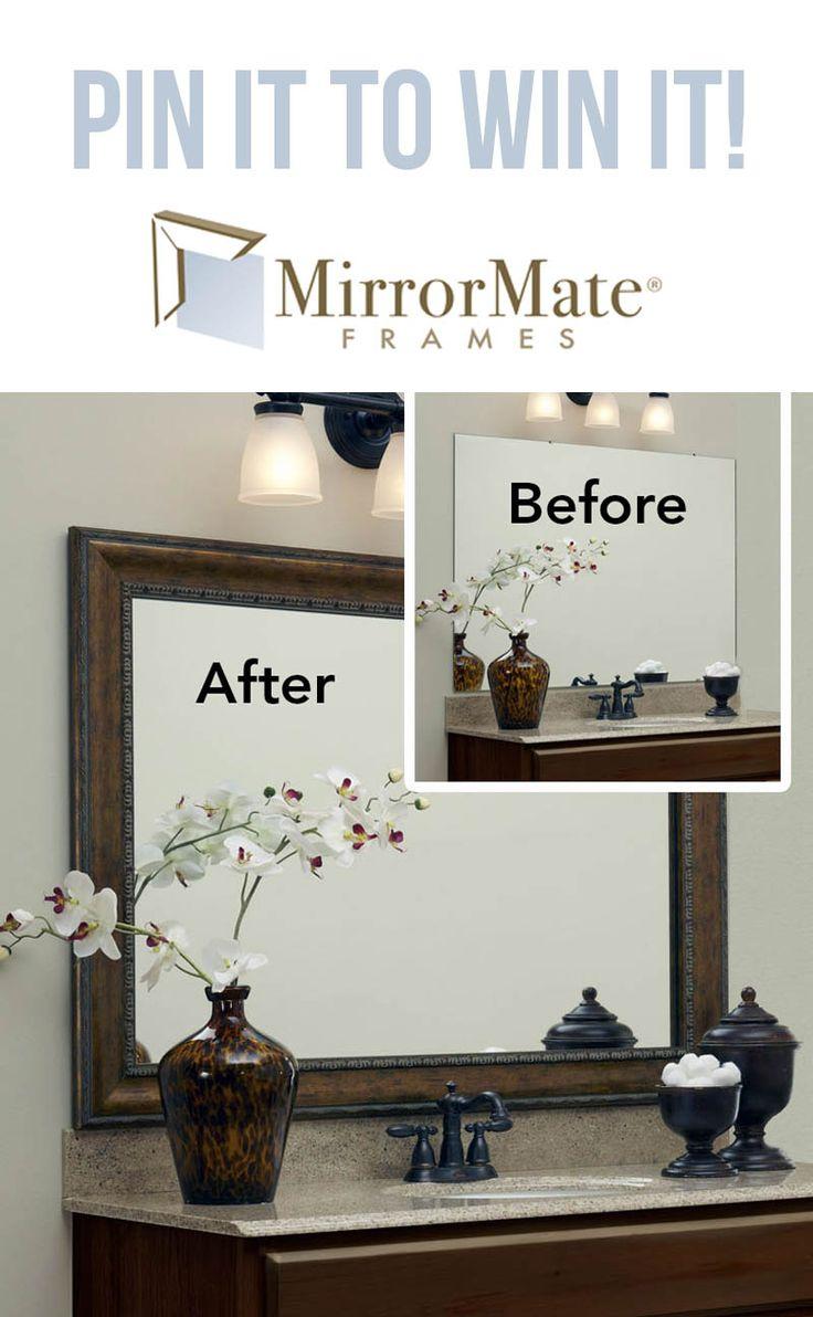 les 25 meilleures id es de la cat gorie miroirs de salle de bains cadr s sur pinterest miroirs. Black Bedroom Furniture Sets. Home Design Ideas