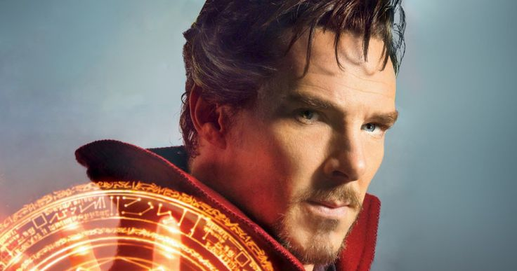 'Doctor Strange' Set Photos Show Benedict Cumberbatch in Action -- Marvel moves 'Doctor Strange' out of Pinewood Shepperton Studios and onto the streets of New York City. -- http://movieweb.com/doctor-strange-set-photos-benedict-cumberbatch-nyc/