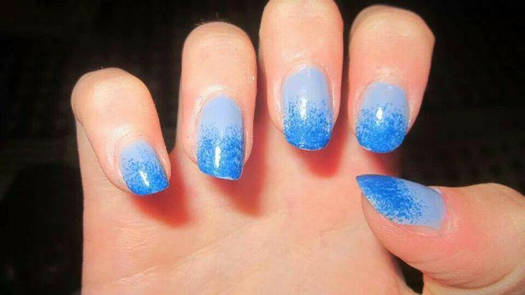 #unghie #nails #blu #azzurro #me #roberta #ModE  Seguimi su, follow me: www.facebook.com/pages/ModE/40443306661391