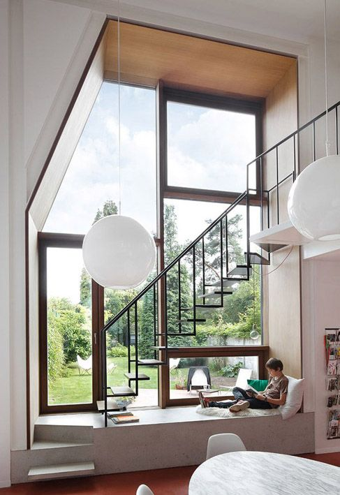 Kessel-Lo House / NU Architectuuratelier | AA13 – blog – Inspiration – Design – Architecture – Photographie – Art