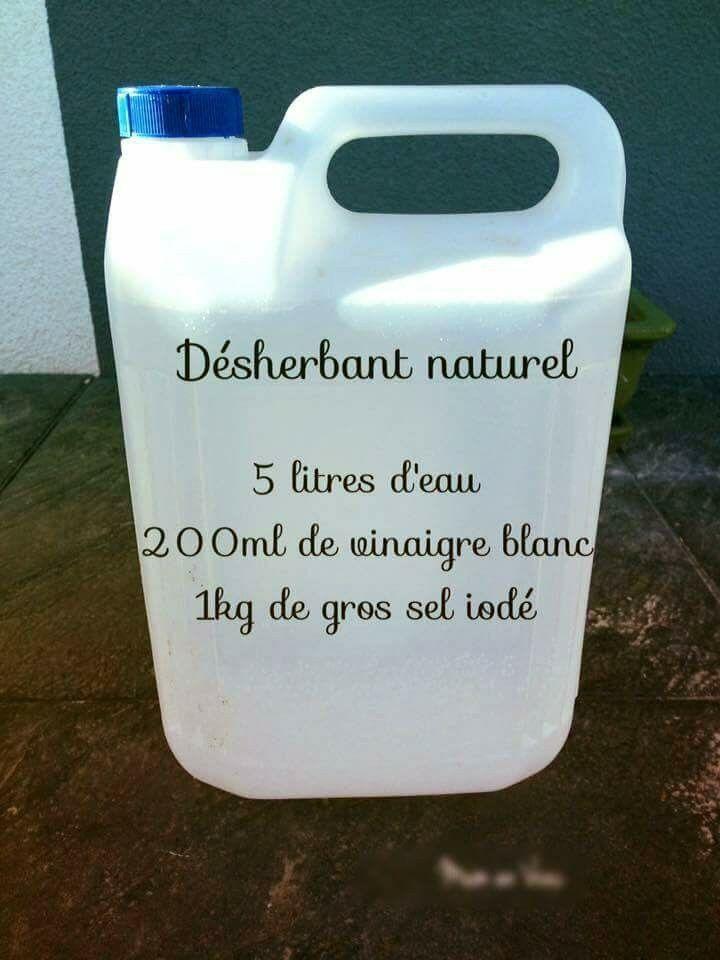 31 best horticulture images on pinterest container garden antique windows and apartment ideas - Desherbant naturel efficace ...