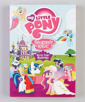 Fans of the hit television show, My Little Pony: Friendship is Magic, will love watching their favorite episodes. Packed full of adorable adventures, precious ponies and enchanting lessons on the value of friendship, little ones will want to watch this DVD over and over again.