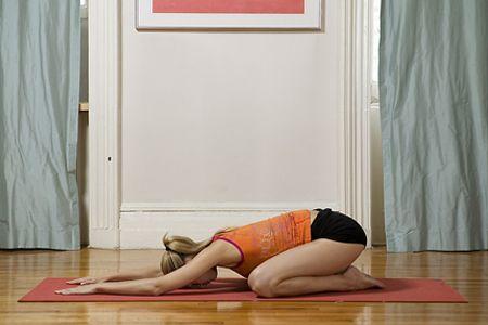 10 yoga poses