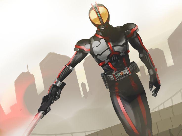 /Kamen Rider Faiz/#1138261 - Zerochan