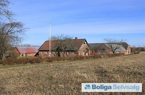 Truebjergvej 2, Rønbjerg, 7800 Skive - Historisk ejendom, beliggende i naturskønt område uden vindmøller #landejendom #skive #selvsalg #boligsalg #boligdk