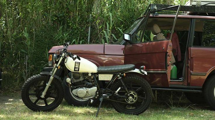 Yamaha SR250 By Trinta & Um